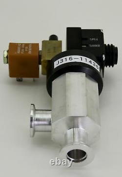 11436 Vat High Vacuum Angle Valve 24324-ka41-0001