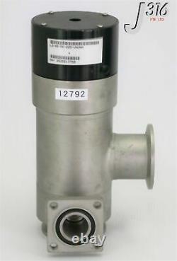 12792 MKS KF40 PNEU BELLOWS ISO ANGLE VALVE WithO LIMIT SWITCH L2-40-AK-225-VNVNH