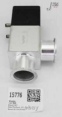 15776 Vat High Vacuum Pneumatic Angle Valve 29032-ka11-acu1