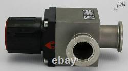 16165 Leybold Manual Angle Isolation Valve 288 12