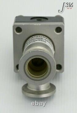 20364 Mks Angle Vacuum Valve, Manual Operated, 796-062523-002 Cv16-k1k1-ncvv