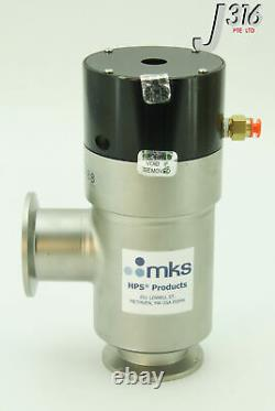 8188 Mks Angle Vacuum Valve 796-001604-001 99b0558