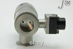 8361 MKS ANGLE VACUUM VALVE With LIMIT SWITCH 796-001604-001 99B0558