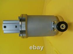 AceCo R33-171 KITZ SCT IVBL 4 Right Angle Vacuum Isolation Valve Used Working