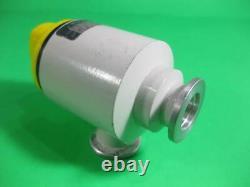 Balzers Angle Valve - EVA 016 H - Used