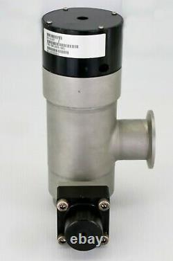 C0501 MKS ANGLE VACUUM VALVE With FILTER 796-801289-001 93-6127