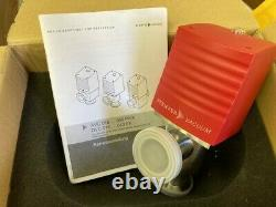 EBAY Pfeiffer AVC 025 PX Pneumatic Angle Valve DN25 ISO-KF AVC025 / PFA48234