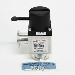 Edwards C31305000 7 Bar (Max) Right Angle Isolation Valve PV25MK 1.5 OD (5829)