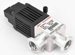 Edwards PV16PKA-O C41213000 Vacuum 24V 0.25A 7BAR Right Angle Isolation Valve