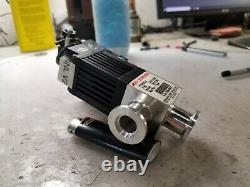 Edwards Pv16pka B Right Angle Vacuum Valve 24 Volt 0.25 Amp 7 Bar