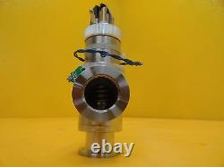 Fuji Seiki 1102210 Pneumatic Vacuum Diaphragm Angle Valve Lot of 3 Used Working