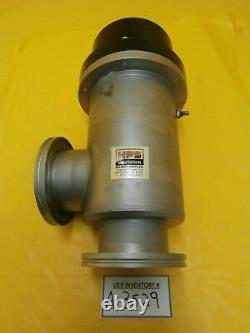 HPS 839-13510-1 Pneumatic Right Angle Vacuum Valve 152-0080P-S01 Used Working