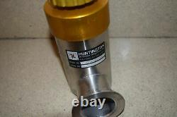 Huntington Evi-200-sf Conflat Vacuum Angle Valve K15 Flange