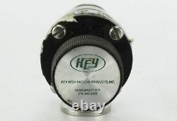 Key High Vacuum Psa-37-k3924dcs Right Angle Valve