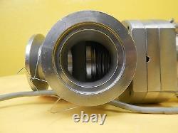 Koganei Right Angle Pneumatic Valve N. O. Stainless NW40 Sensor CS3B Used Working