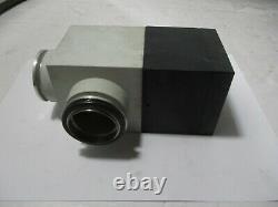 Leybold AG 297 23 B2 Right Angle Vacuum Valve