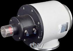 Leybold EV 160 EP AL Industrial Pneumatic Isolation Vacuum Angle Valve