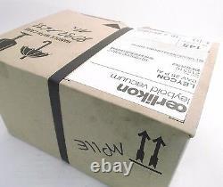 Leybold Part #215316 BAV 25 P AL Right Angle Valve DN 25 ISO-KF New Prepaid