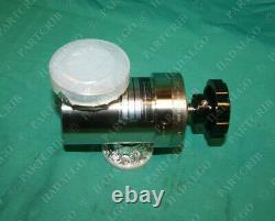 MDC KIV-150 Inline Angle Vacuum Valve PN 320054-2000 321054 NW40