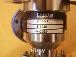 MDC Right Angle Stainless Steel 2.75 Cf Pneumatic Valve