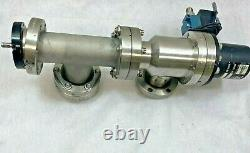 MDC Vacuum Products Corporation KAV-150-P Angle Valve