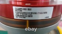 MKS 830082484 1X10-9 STD ATM CC/SEC Vacuum Pneumatic Bellows Angle Valve
