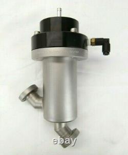 MKS DN16CF Pneumatic Angle Vacuum Valve Plasma-Therm SLR 770/770MF HPS Lot of 2