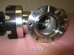 MKS Instruments UHV-40-ACC-EAVM Manual Angle Valve, 399851