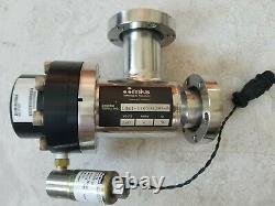 MKS LM81-110501297-B 2.75CF 2-3/4 Right Angle Pneumatic Vacuum Isolation Valve