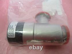 MKS LPV1-40-AK-CNVS Vacuum Isolation Valve, Right Angle, 11-00586, 422544