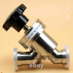 Manual High-Vacuum Flap Valve/Angle Valve KF25 /16/40 Vacuum Pump Flange Fitting