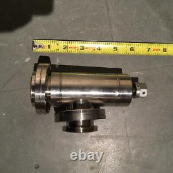 Manual Vacuum Valve, Right Angle, Conflat CF275. All metal