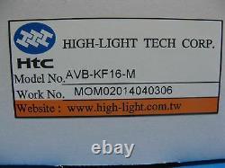 Manually Operated with Bellows (AVB-KF16-M) Vacuum angle valve