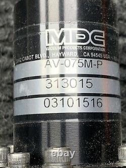 NEW MDC AV-075M-P Angle Valve Pneumatic Actuator