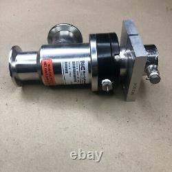 NOR CAL ESVP-1502-NWB-A 1-1/2 Double Acting Pneumatic Angle Vacuum Valve, NW40