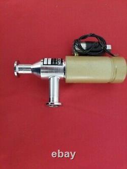 New Huntington right angle pneumatic KF16 vacuum valve