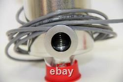 Nor-Cal NAP-075-NW-NPN 3/4 Ported Pneumatic Angle Valve, NW-16 Flange New(8090)