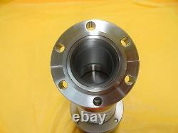 Nor-Cal Products 3870-02286 Manual Angle Valve AMAT Used Working