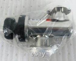Nor-cal Products A121178 Manual Angle Isolation Valve