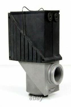 Oerlikon Leybold Ev 40 Em Al Angle Valve Iso-Kf Dn 40 Vacuum 28767