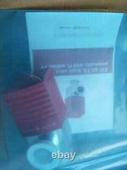 PFA46003 PFEIFFER vacuum AVC 025 PA Angle valve pneumatic with PI without PV