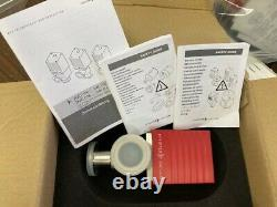 PFA48234 / PF A48 234 Pfeiffer Vacuum Electropneumatic Angle Valve D-35614