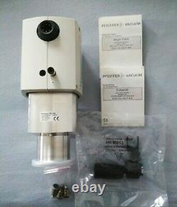 PFEIFFER VACUUM Angle Valve EVB 016-040 PA, 230 VAC (Pneumatic) NEW