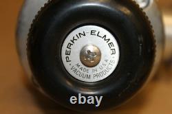 Perkin Elmer Vacuum Valve, Right Angle, SS, Bellows, 2-3/4 CF, Manual