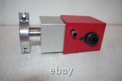 Pfeiffer Avc025pa High Vacuum Angle Valve # 24vdc