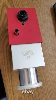 Pfeiffer Avc 040 Sa / Pfa58205 Manually Actuated Angle Valve New