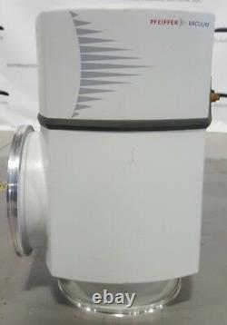 Pfeiffer Vacuum Angle Valve EVB 160 PA electropneumatic PI, D-35614 Assiar 24V