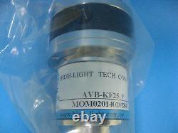 Pneumatic Angle Valves KF Flanges with bellows(AVB-KF25-P)
