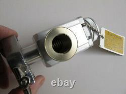 SMC High Vacuum Valve Angle, Manual XLH-16-X670 KF-16 NW16 Aluminum