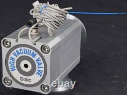 SMC Pneumatics XLF-50G-A90LA-XA Industrial Right Angle High Vacuum Valve